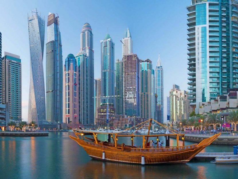 Things needed to travel to Dubai